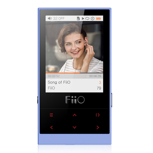 FiiO M3 [8GB Blue]