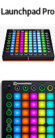 novation(�Υ١������) / Launchpad Pro��- MIDI����ȥ?�顼 ��Ableton Live Lite ��°��