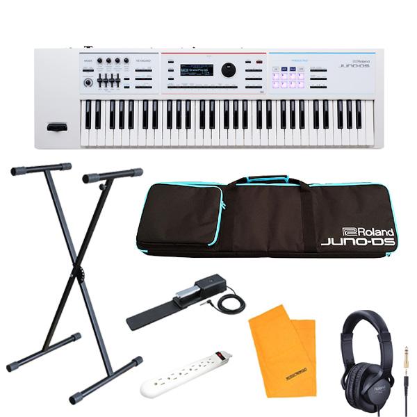 Roland(ローランド) / JUNO-DS61W オススメBセット - シンセサイザー -