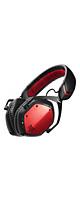V-MODA(ブイ・モーダ) / CROSSFADE WIRELESS (Rouge) - Bluetooth対応 ワイヤレスヘッドホン - ■限定セット内容■→ 【・最上級エージング・ツール 】