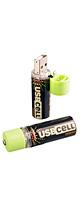 Moixa Energy / USBcell (2個1パック) - 充電式ニッケル水素単三電池 -