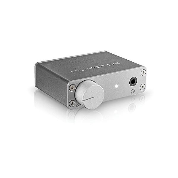 NuForce(ニューフォース) / uDAC5 - DSD 11.2MHz対応の小型USB DAC / ヘッドホンアンプ -