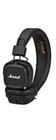 Marshall(マーシャル) / MAJOR II BLUETOOTH (BLACK) - Bluetooth対応ワイヤレスヘッドホン - ■限定セット内容■→ 【・最上級エージング・ツール 】