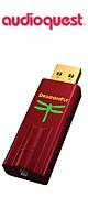 AudioQuest(オーディオクエスト) / DragonFly Red - USBメモリ型ヘッドホンアンプ内蔵USB DAC / プリアンプ -