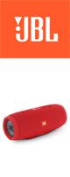 JBL(ジェービーエル) / CHARGE3 (レッド) - 防水Bluetoothワイヤレススピーカー ■限定セット内容■→ 【・最上級エージング・ツール 】