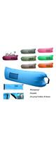 Polan (�ݥ��) / nflatable Sleeping Bag,Portable Beach Lazy Bag,Air Sleep Sofa Lounge,Sleeping air bed,Hangout Camping Bed,Sofa,Couch ( blue ) �ԥ��������ե����� - �����ȥɥ����å� -