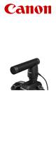 Canon(キャノン) / DM-E1 - 指向性ステレオマイクロホン -
