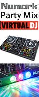 Numark(�̥ޡ���) / Party Mix ��Virtual DJ LE��°��- PCDJ����ȥ?�顼�������ꥻ�å����Ƣ������ڡ���§DVD�����ߥå���CD����KIT�������å������³�����֥� 3M 1�ڥ���