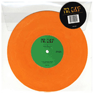 Mr. Chop / Vitamin C (Orange Vinyl)