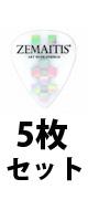 ■ご予約受付■ Zemaitis(ゼマティス) / ZP-17 TD/H WH 5枚セット - ピック -