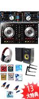 """【新生活応援セット】Pioneer(パイオニア) / DDJ-SB2 / Serato DJ セット 『セール』『DJ機材』 ■限定セット内容■→ 【・ミックスCD作成KIT ・金メッキ接続ケーブル  ・LS-01 ・MS-210J モニター・スピーカー ・ヘッドホン(OV-X8) ・DJ必需CD 計""""5枚""""・PcDJ教則(D-Yama from Mogra)】"""