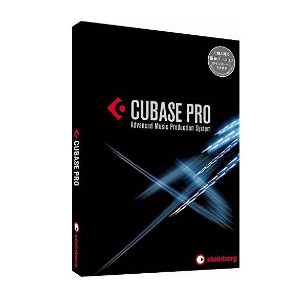 STEINBERG(スタインバーグ) / Cubase Pro 9 (通常版) - 音楽編集 / DAWソフト - 【国内正規品】