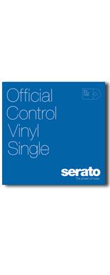 "12"" Serato Performance Series Control Vinyl Single [Blue] [LP]【セラートコントロールトーン収録 SERATO SCRATCH LIVE, SERATO DJ】"