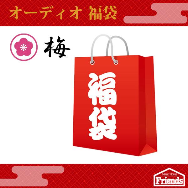【限定5セット】 オーディオ 1万円福袋 【梅】