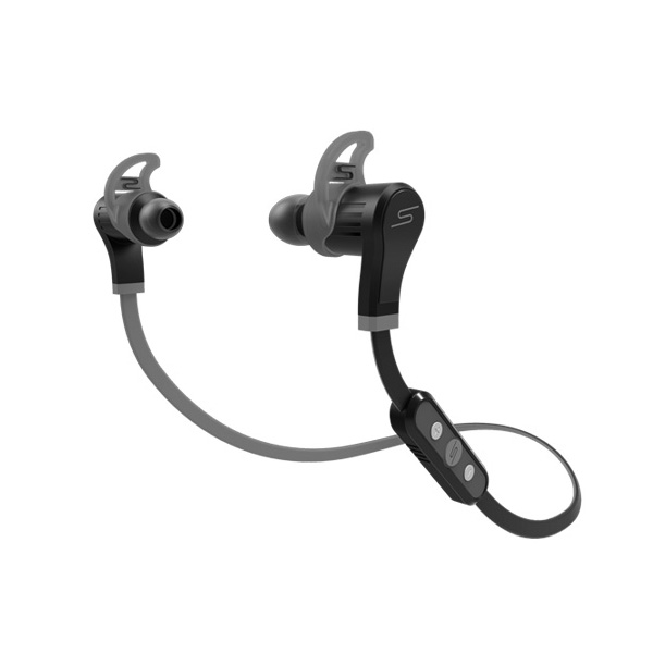 SMS Audio / SYNC by 50 Sport InEar Bluetooth (BLACK) - 防滴仕様スポーツ用ワイヤレスイヤホン -