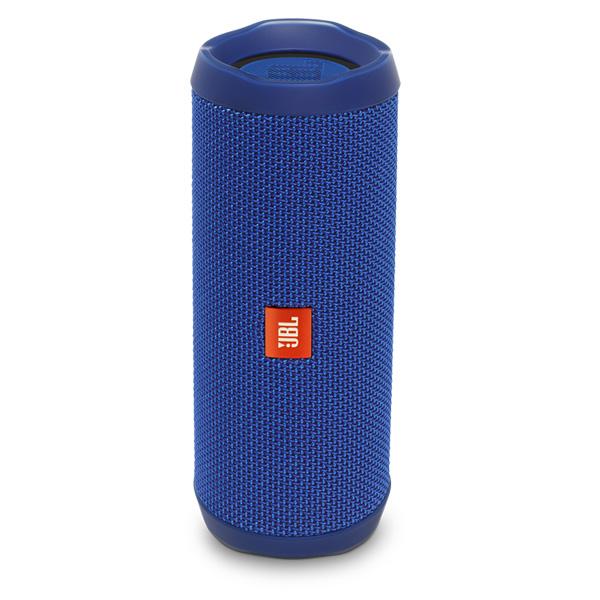 JBL(ジェービーエル) / FLIP4 (ブルー) - 防水Bluetoothワイヤレススピーカー