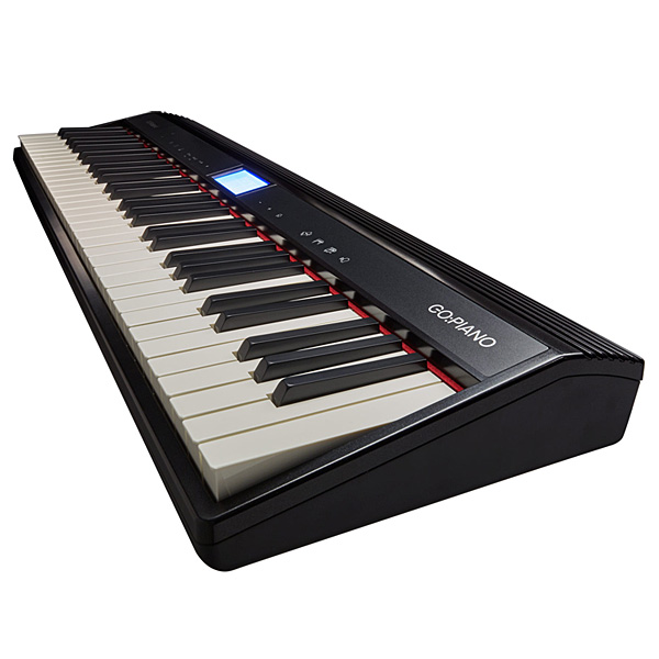 【10倍ポイント】9月13日まで Roland(ローランド) / GO:PIANO (GO-61P) - エントリーキーボード -