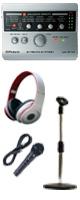Roland(ローランド) / UA-4FX2  【 3月21日までの限定セット 】- オーディオインターフェース - ■限定セット内容■→ 【・ケーブル付きマイク ・卓上マイクスタンド ・マイクホルダー ・ヘッドホン(OV-X8) 】