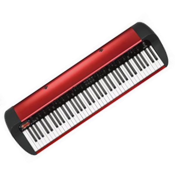 Korg(コルグ) / SV1-73-MR (メタリック・レッド) - 73鍵盤ステージピアノ -