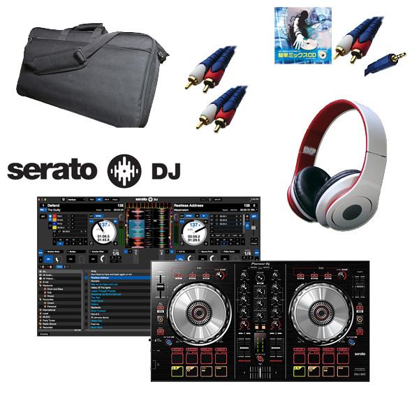 【Serato フェア】Pioneer(パイオニア) / DDJ-SB2 / Serato DJ セット 【9月25日までの期間限定】