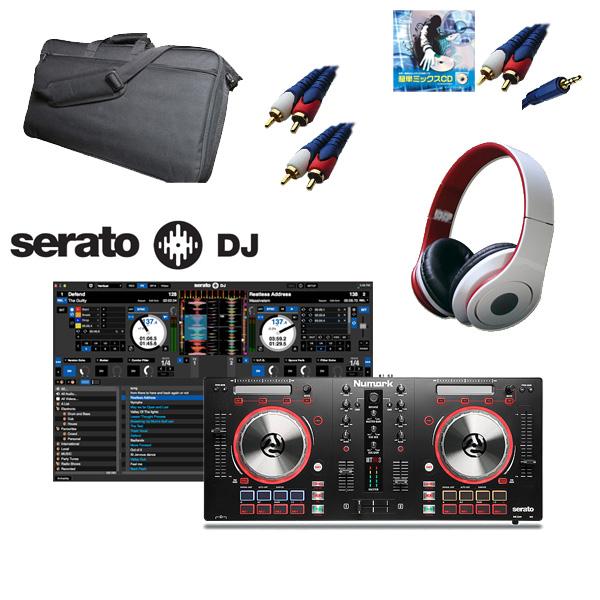 【Serato フェア】Numark(ヌマーク) / MixTrack Pro3 / Serato DJ セット 【9月25日までの期間限定】