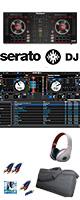 【Serato フェア】Numark(ヌマーク) / MixTrack Platinum / Serato DJ セット  5大特典セット