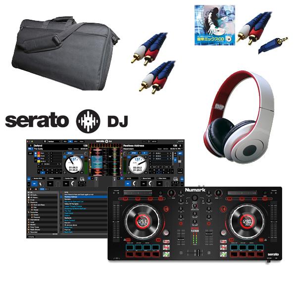 【Serato フェア】Numark(ヌマーク) / MixTrack Platinum / Serato DJ セット 【9月25日までの期間限定】