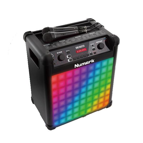 Numark(ヌマーク)Sing Master - Bluetooth対応/ボーカル用スピーカー