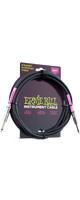 ERNIE BALL(アーニーボール)/6048 10' STRAIGHT/STRAIGHT INSTRUMENT CABLE - BLACK ギター用シールドコード