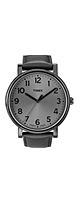 TIMEX(タイメックス) / Easy Reader Black Dial Stainless Steel (Men's/T2N346) - 腕時計 -