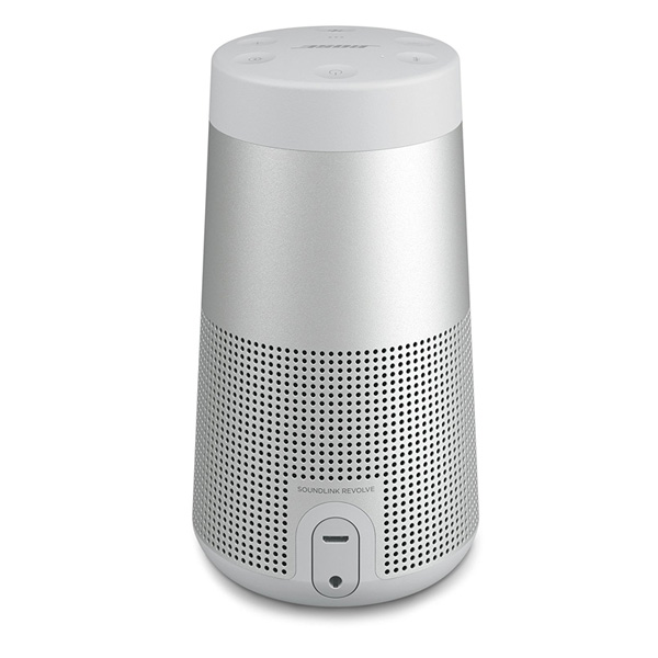 Bose(ボーズ) / SoundLink Revolve Bluetooth speaker (Lux Gray) - Bluetooth対応ワイヤレススピーカー - 1大特典セット