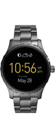 Fossil(フォッシル) / Q Marshal Gen 2 Touchscreen Gunmetal Stainless Steel (FTW2108) - スマートウォッチ  -