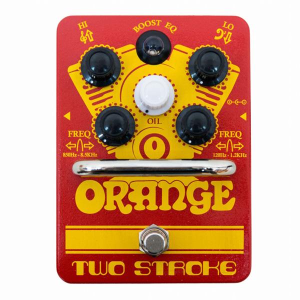 ORANGE(オレンジ) /Two Stroke ギターエフェクター ブーストエフェクター