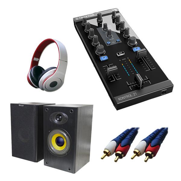 Native Instruments(ネイティブインストゥルメンツ) /TRAKTOR KONTROL Z1 スタートセット