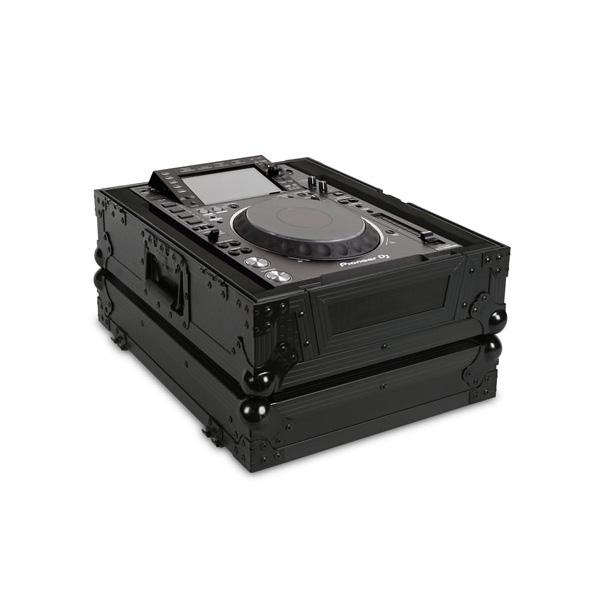 UDG / Ultimate フライトケース Multi Format CDJ/MIXER II Black 【U91021BL】 - CDJ / ミキサーケース -