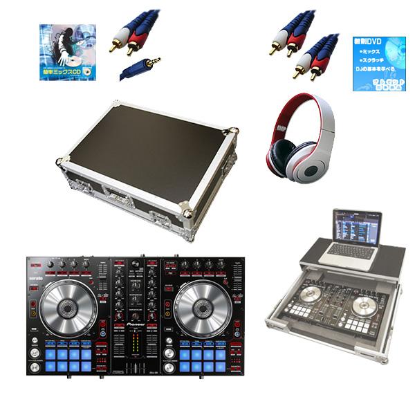【Seratoフェア】Pioneer(パイオニア) / DDJ-SR  【フライトケースお得セット!】 『セール』『DJ機材』