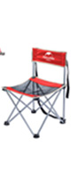 Naturehike / 超軽量 折り畳み椅子 (RED) - 屋外用コンパクトチェア -