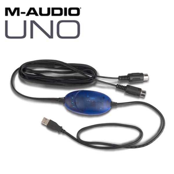 M-Audio(エム・オーディオ) /  UNO MA-ACC-015  MIDIインターフェース -