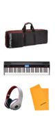 Roland(ローランド) / GO:PIANO (GO-61P) - エントリーキーボード -- スタートセット - 2大特典セット