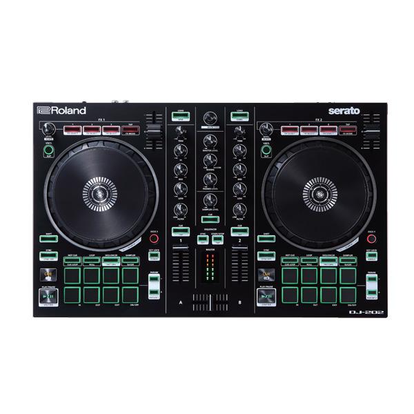 Roland(ローランド) / DJ-202 - PCDJコントローラー -