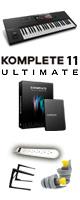 KOMPLETE KONTROL S49 MK2 /KOMPLETE 11 ULTIMATE UPGオススメセット 5大特典セット