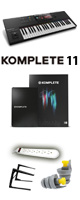 KOMPLETE KONTROL S49 MK2 /KOMPLETE 11 UPGオススメセット 5大特典セット