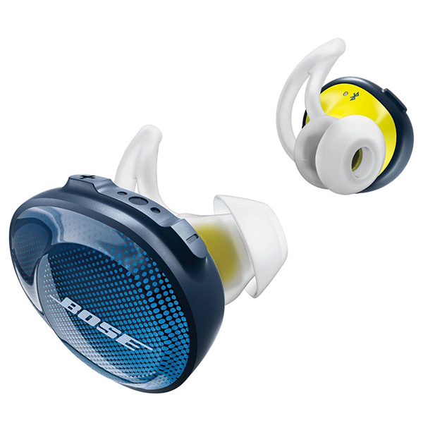 Bose(ボーズ) / SoundSport Free Wireless Headphones (Midnight Blue/Citron) - 完全ワイヤレスイヤホン -