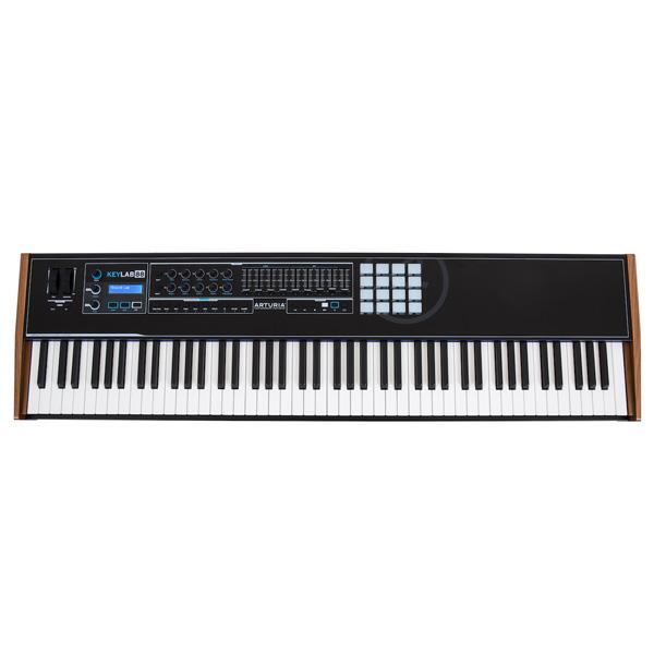 Arturia(アートリア) / KEYLAB 88 Black Edition 【数量限定モデル】 - 88鍵MIDIキーボード -