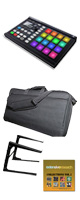 Native Instruments(ネイティブインストゥルメンツ) / MASCHINE MIKRO MK2 BLACK 【収納ケース、スタンドプレゼントキャンペーン】 3大特典セット
