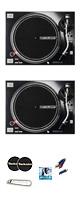 Reloop(リループ) /  RP-7000 MK2 BLACK 2台セット 6大特典セット