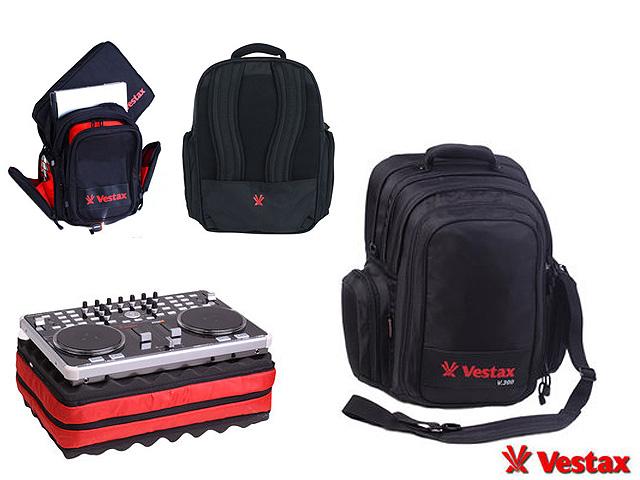 Vestax(�٥����å���)  / Controller Backpack V.300 ��VCI-300,VCI-100,Typhoone,SPIN�б���