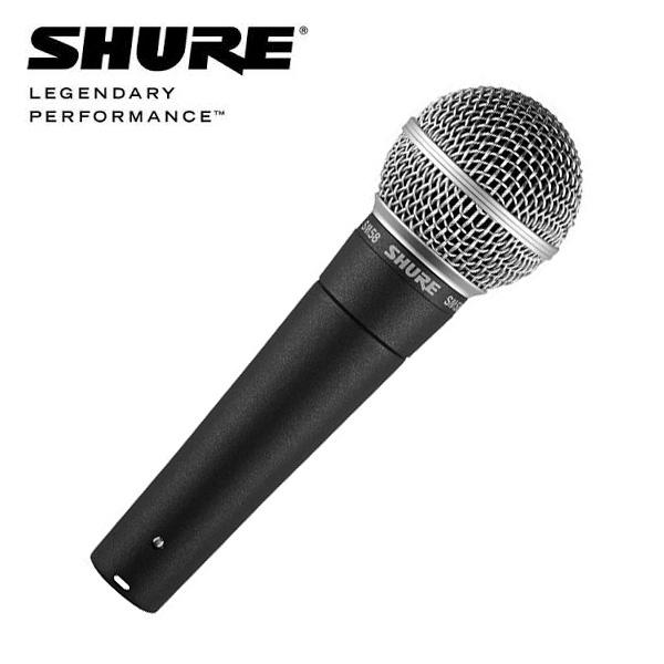Shure(シュアー) / SM58-LCE [スイッチ無し] -ダイナミックマイク- 【正規品2年保証】