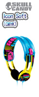 Skullcandy(�X�J���L�����f�B) / Icon Soft (CMYK)