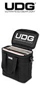 UDG / Ultimate スターターバッグ (Black) 【U9500】 - DJバッグ / レコード約50枚収納可能 -